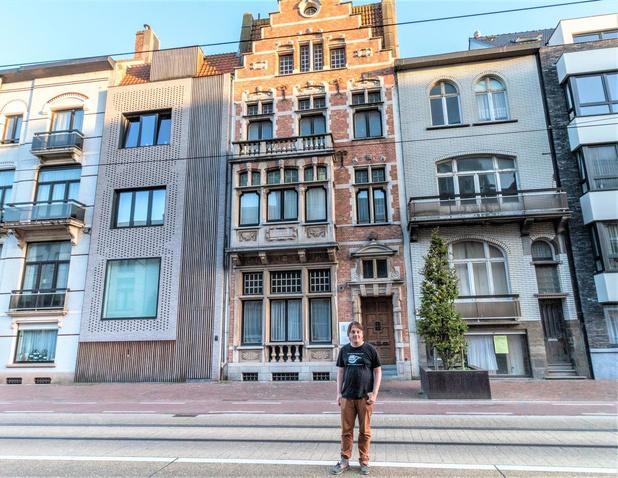 Groen Blankenberge verzet zich tegen afbraak statige herenwoning