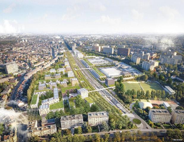 Bruxelles: la difficile acceptation de la densification