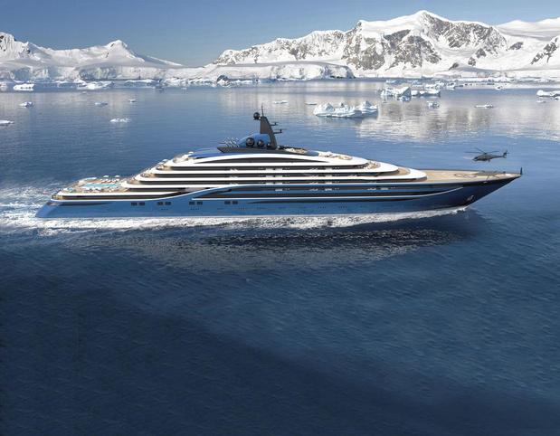 Le marché des yachts ne connaît pas la crise: que vogue la résidence superluxe