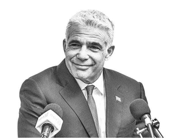 Yair Lapid - Onttroont Netanyahu