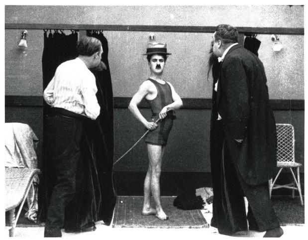 Chaplin via Cinematek