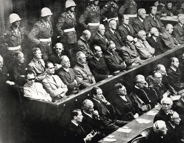 Que reste-t-il de Nuremberg, 75 ans après?