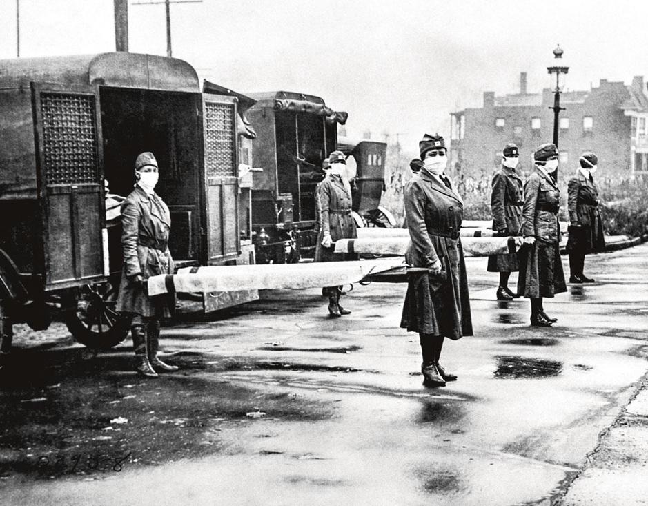 Moeder der Pandemieën: wat hadden we moeten weten dankzij de Spaanse Griep?