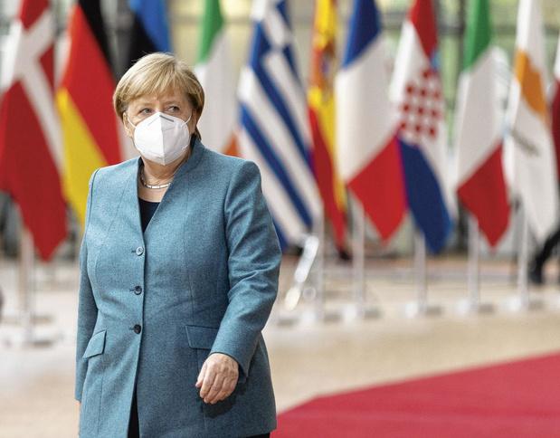 Plongeon de 5% du PIB allemand en 2020, selon une première estimation