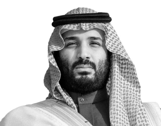 Mohammed bin Salman - Legt het bij met de buren