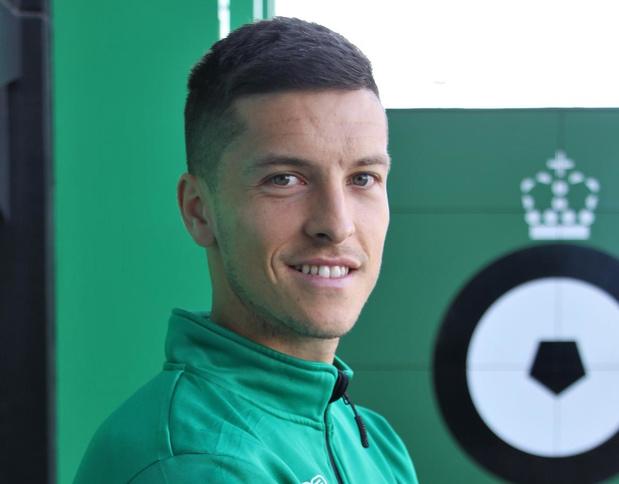 Stef Peeters trekt na een seizoen Cercle richting Eupen