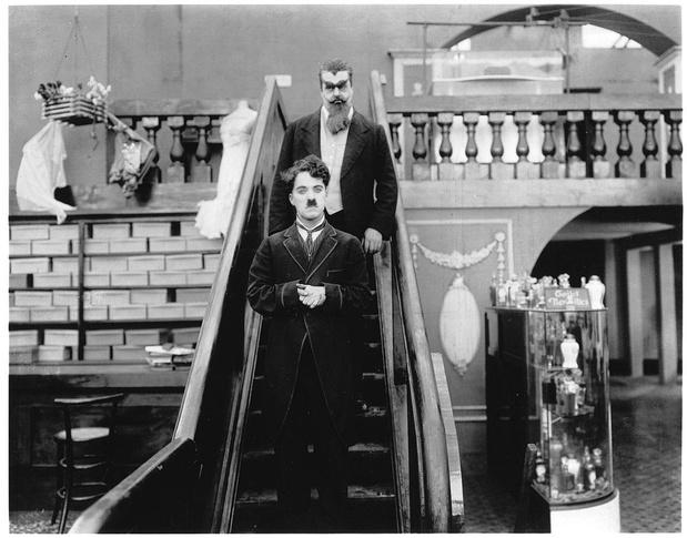 Chaplin en live et en ligne