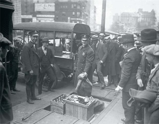 Ces photos qui racontent l'histoire des Etats-Unis: la prohibition