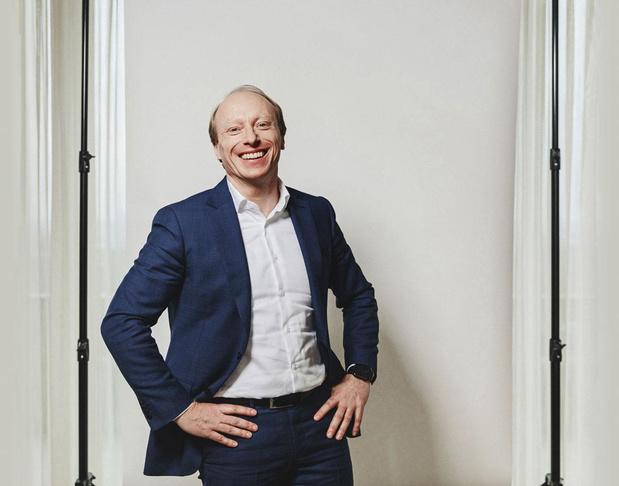 De ambitie van de nieuwe CEO Peter Adams: 'ING België moet opnieuw een digitale leider worden'