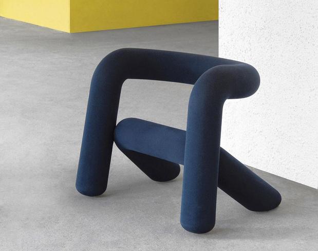 Extra Bold, un fauteuil de caractère