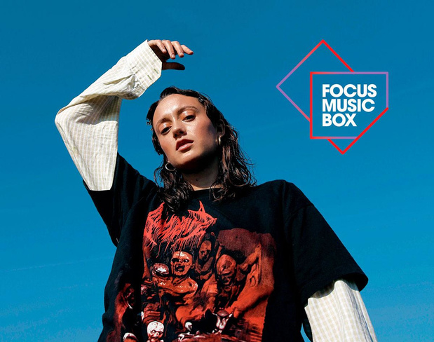 Focus Music Box: ce 25 août, on invite Tessa Dixson