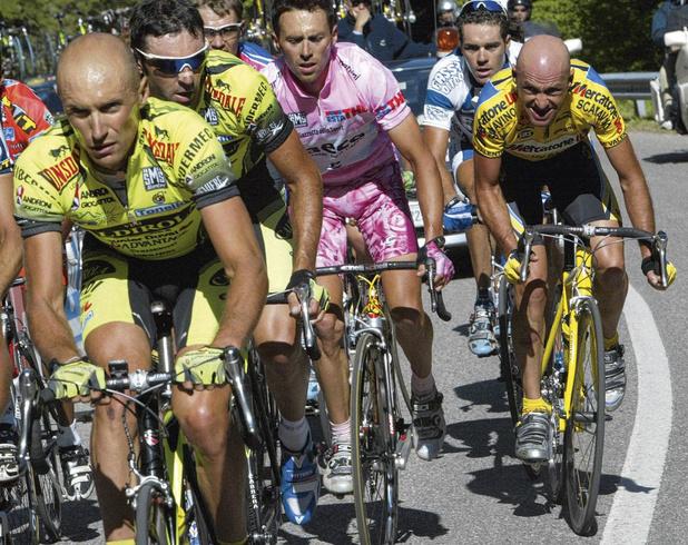 De Monte Zoncolan, waar Marco Pantani een allerlaatste keer schitterde