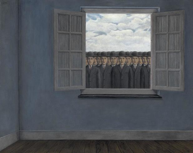 Un Magritte à plus de onze millions d'euros