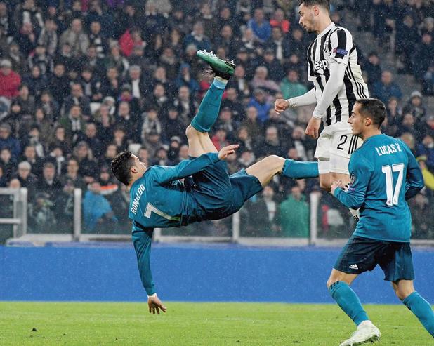 Voetbal uit de hemel