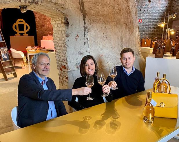 """Kortrijkse wijnbouwer Xavier Maes maakt Nobody Rosé: """"Deze wijn kan je bij alles serveren"""""""