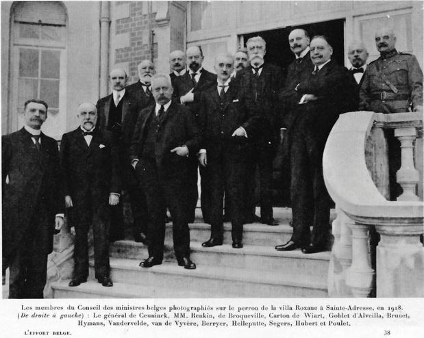 """Le 14 novembre 1914, la renaissance du """"XXe siècle"""""""