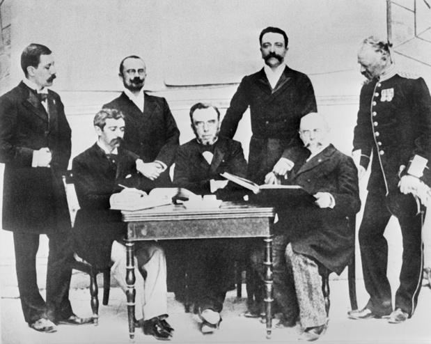 Flashback naar 23 juni 1894: het Internationaal Olympisch Comité (IOC) schiet uit de startblokken