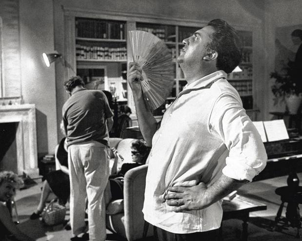 Het droomcircus van Fellini