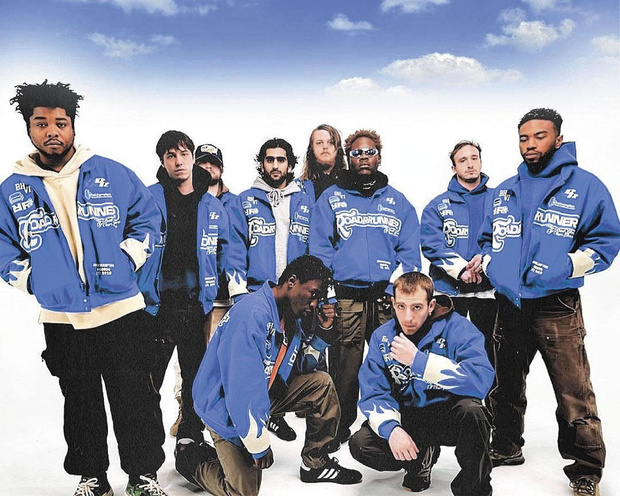 "[l'album de la semaine] Brockhampton - ""Roadrunner: New Light, New Machine"""
