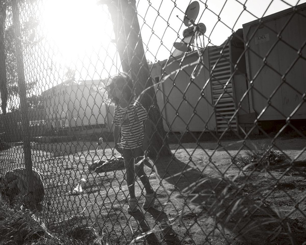 Een verloren generatie kinderen op de vlucht