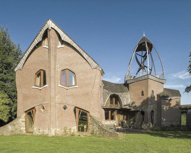 Ardennes et architecture