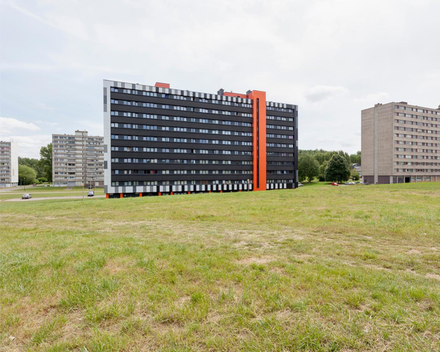 Archi | Penser l'habitation autrement à Charleroi