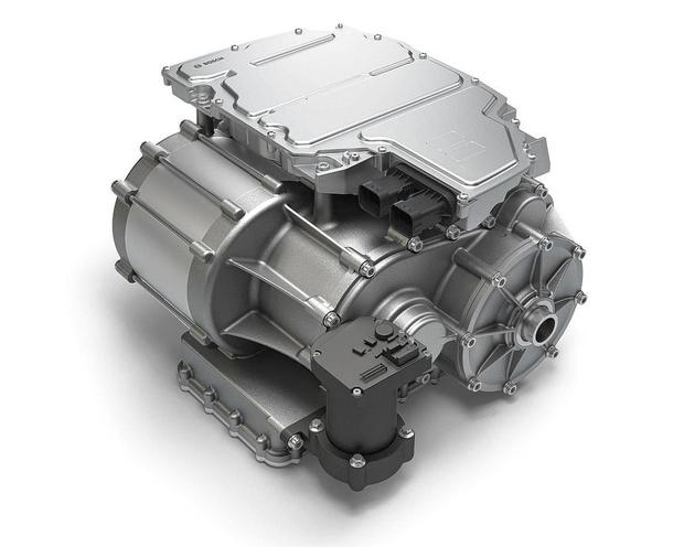 Une boîte CVT pour voiture électrique