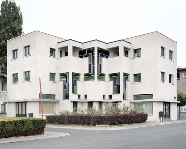 Balade sur les traces du moderniste Victor Bourgeois, à Bruxelles