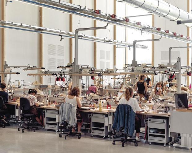 Luxe: Hermès, l'art de la transmission