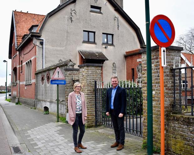 Voorbereidingen nieuw Sociaal Huis in Oudenburg van start
