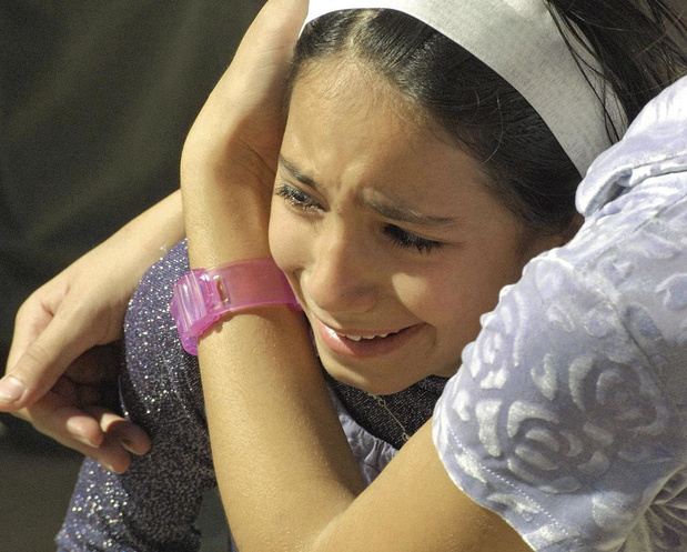 Les ados en proie au stress post-traumatique