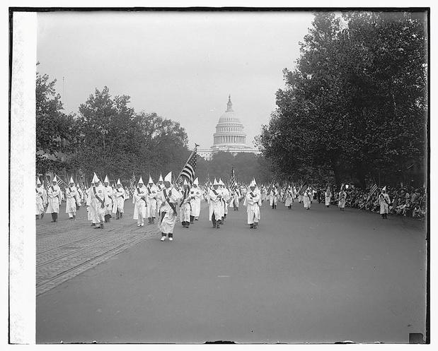 [À la télé ce soir] Ku Klux Klan: une histoire américaine