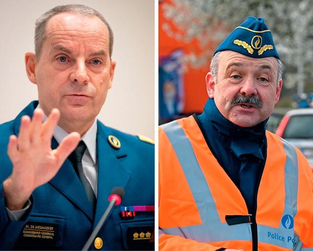 Affaire Chovanec: six officiers supérieurs menacés de sanctions graves