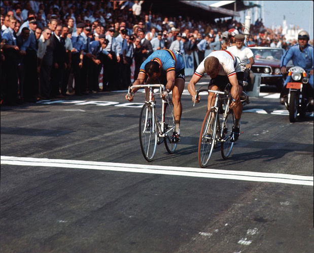 Cyclisme: le champion du monde qu'on n'aimait pas