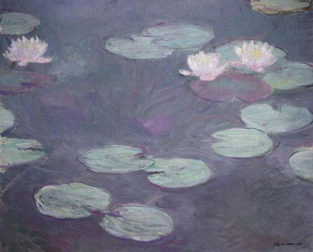 Originele waterlelies