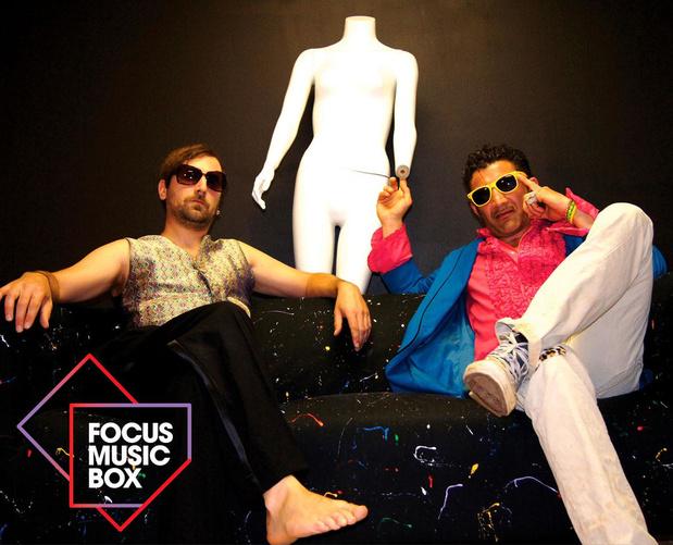 Focus Music Box: ce 11 août, on invite Spagguetta Orghasmmond