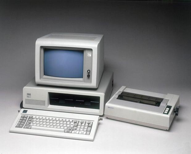 40 jaar PC