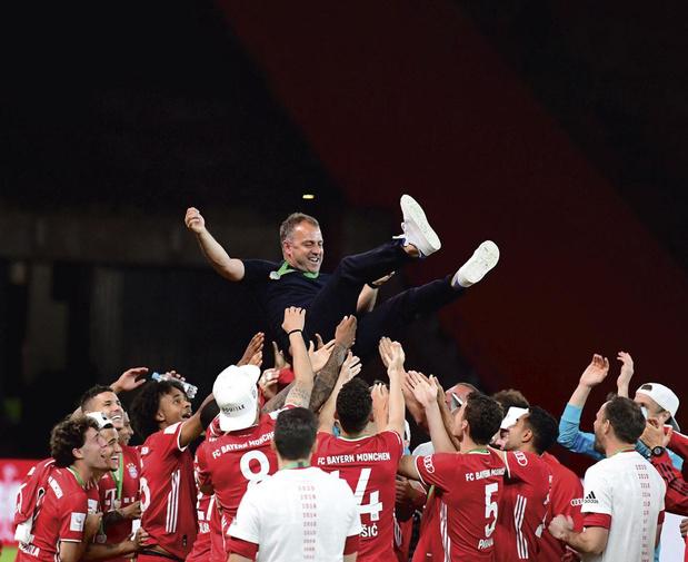 """Flick-Heynckes, entretien croisé: """"Les joueurs du Bayern ne sont jamais satisfaits """""""