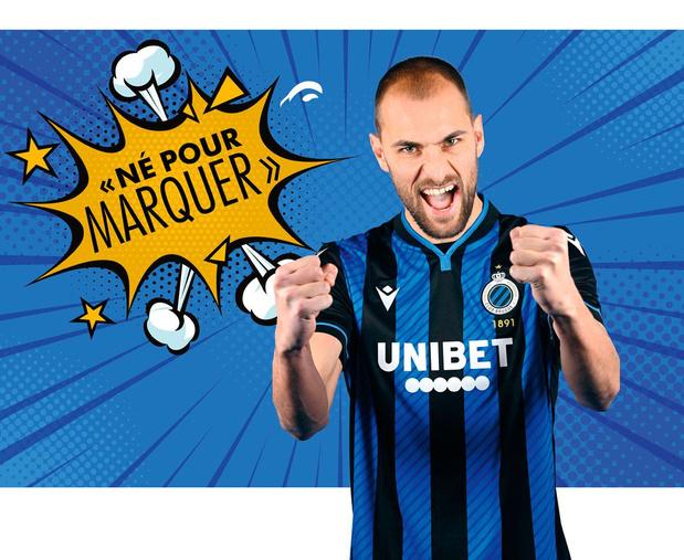 Club Bruges: Bas Dost, né pour marquer