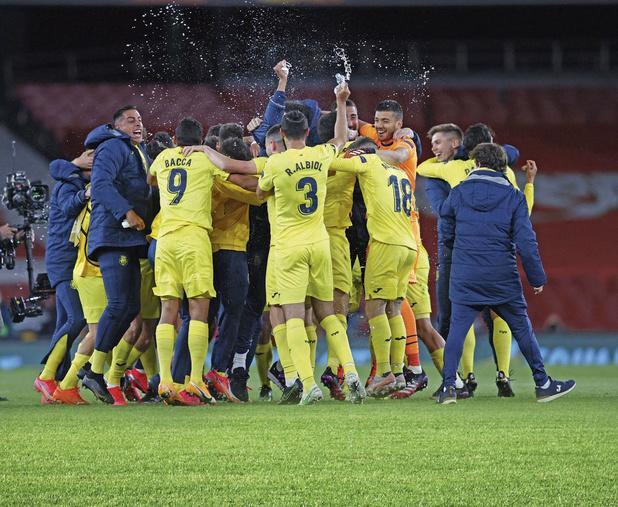 Europa League: Villarreal veut aller au bout de son rêve
