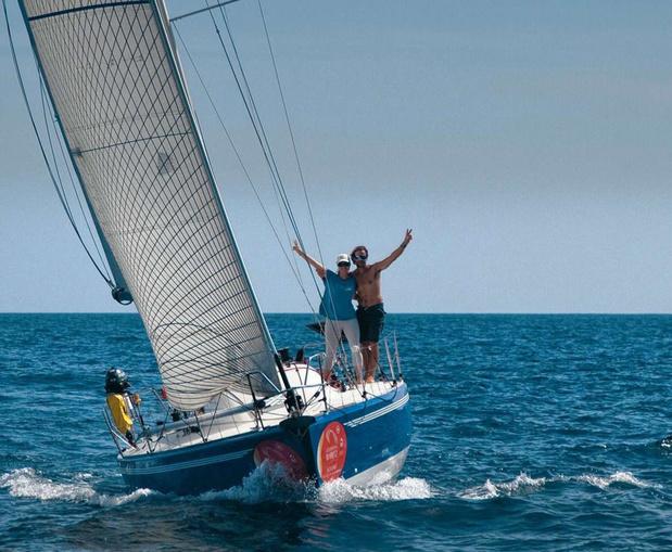 """Tout quitter pour un tour du monde en voilier: """"Le monde est un terrain de jeu extraordinaire !"""""""