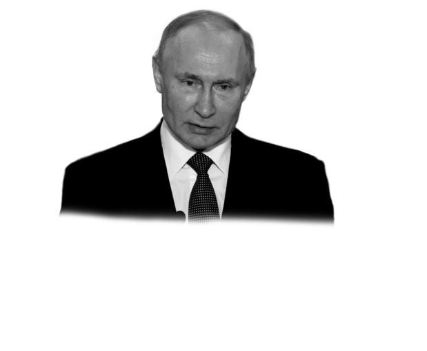 Vladimir Poetin - Kan niet vieren
