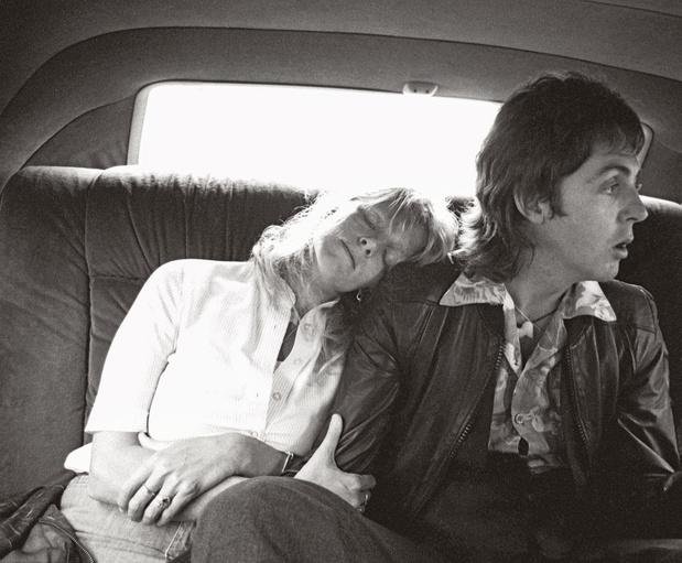 Paul McCartney dans le regard d'Harry Benson (en images)