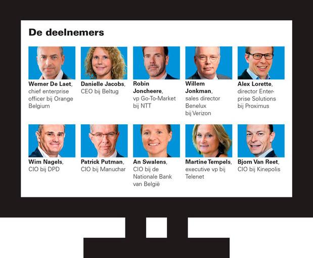 Belgische CIO's: 'Laat ons eerst overleven, daarna verder transformeren'