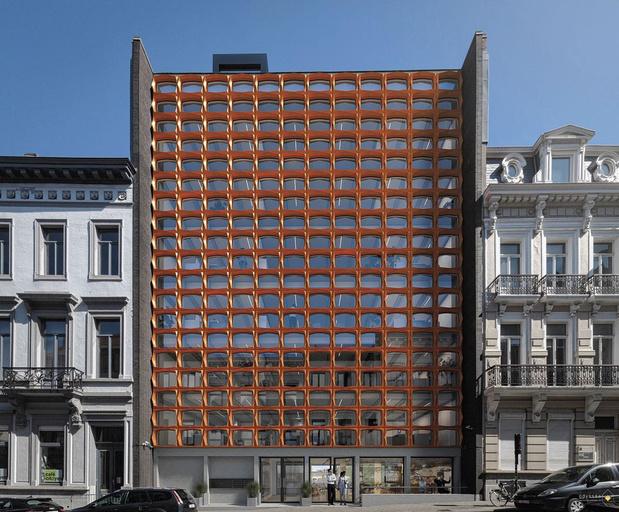 Iconic development with Pop Building