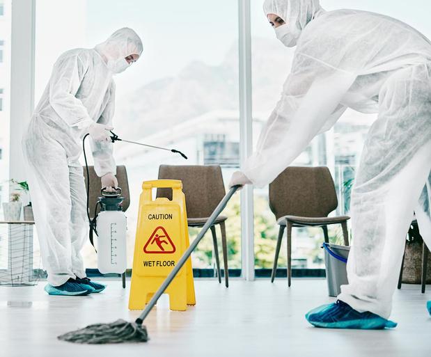 Un système belge de désinfection rapide des lieux clos fréquentés
