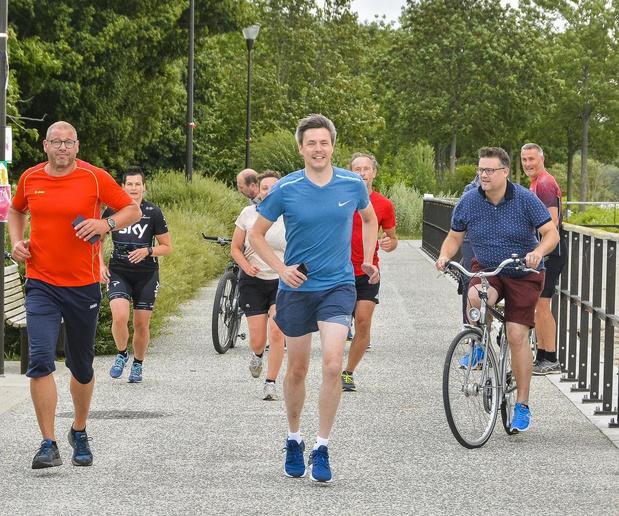 Stad Wervik daagt inwoners uit om in eigen stad sportieve zomervakantie te beleven
