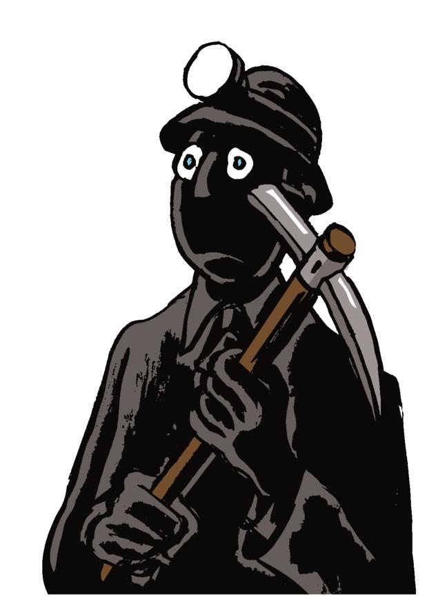 Les 190 ans de la Belgique en 50 mots: charbon