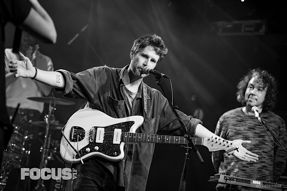 Luik Music Label Night au Reflektor: les photos de Christophe Dehousse