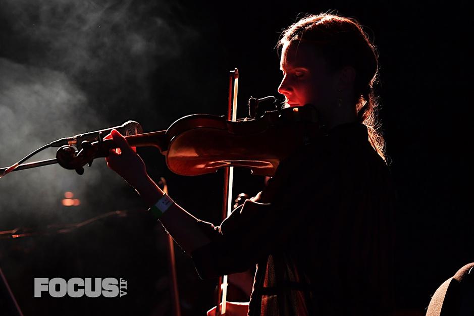 Gent Jazz: les photos de Wim Mertens, Sohnarr et Niklas Paschburg